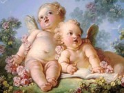 "Жан Оноре Фрагонар (Jean Honore Fragonard), ""Spring"""