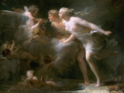 "Жан Оноре Фрагонар (Jean Honore Fragonard), ""The Fountain of Love"""