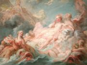 "Жан Оноре Фрагонар (Jean Honore Fragonard), ""The Birth of Venus"""