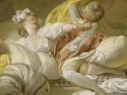 "Жан Оноре Фрагонар (Jean Honore Fragonard), ""The Beautiful Servant"""