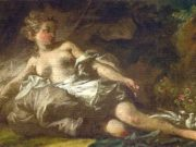 "Жан Оноре Фрагонар (Jean Honore Fragonard), ""Untitled"""