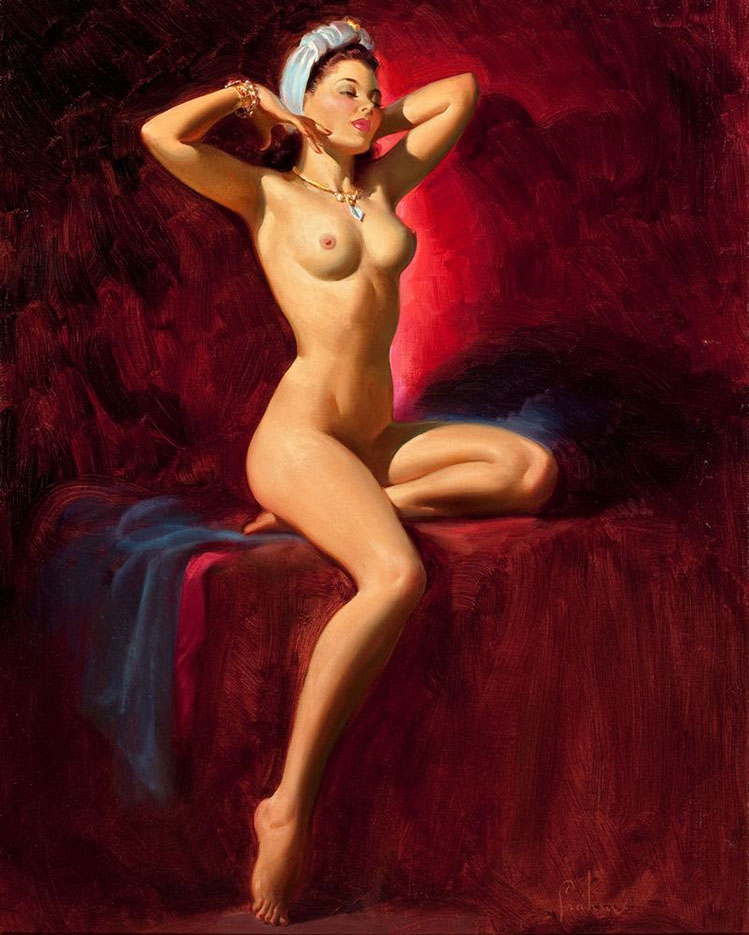 Арт Фрам (Art Frahm), Untitled - 17