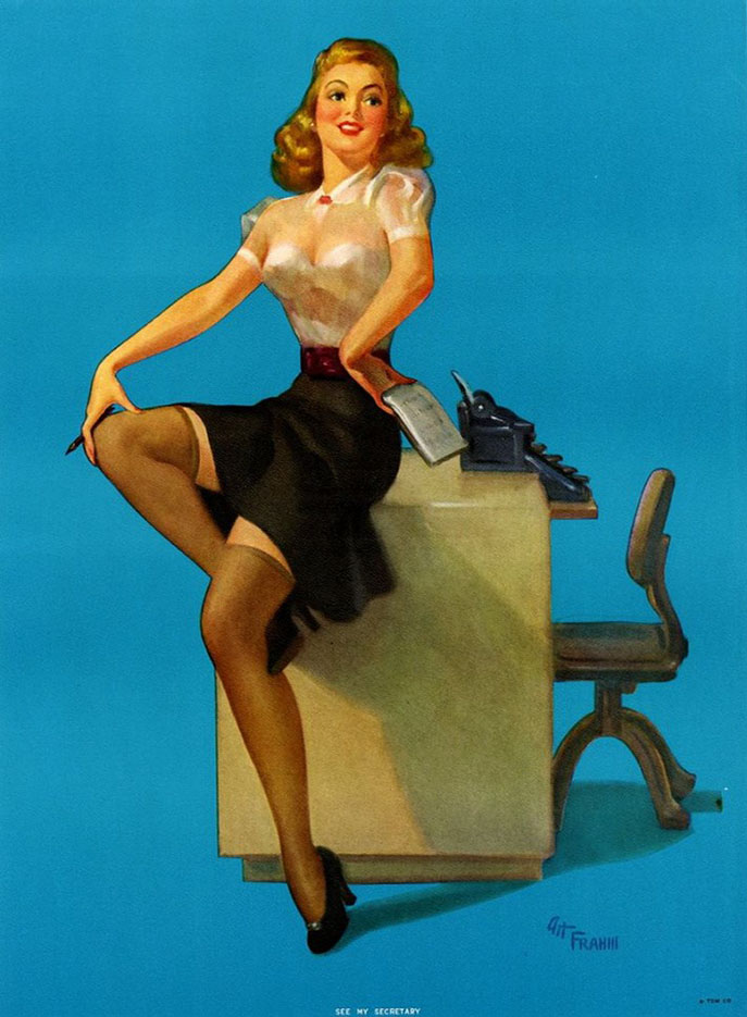 Арт Фрам (Art Frahm), Untitled - 19
