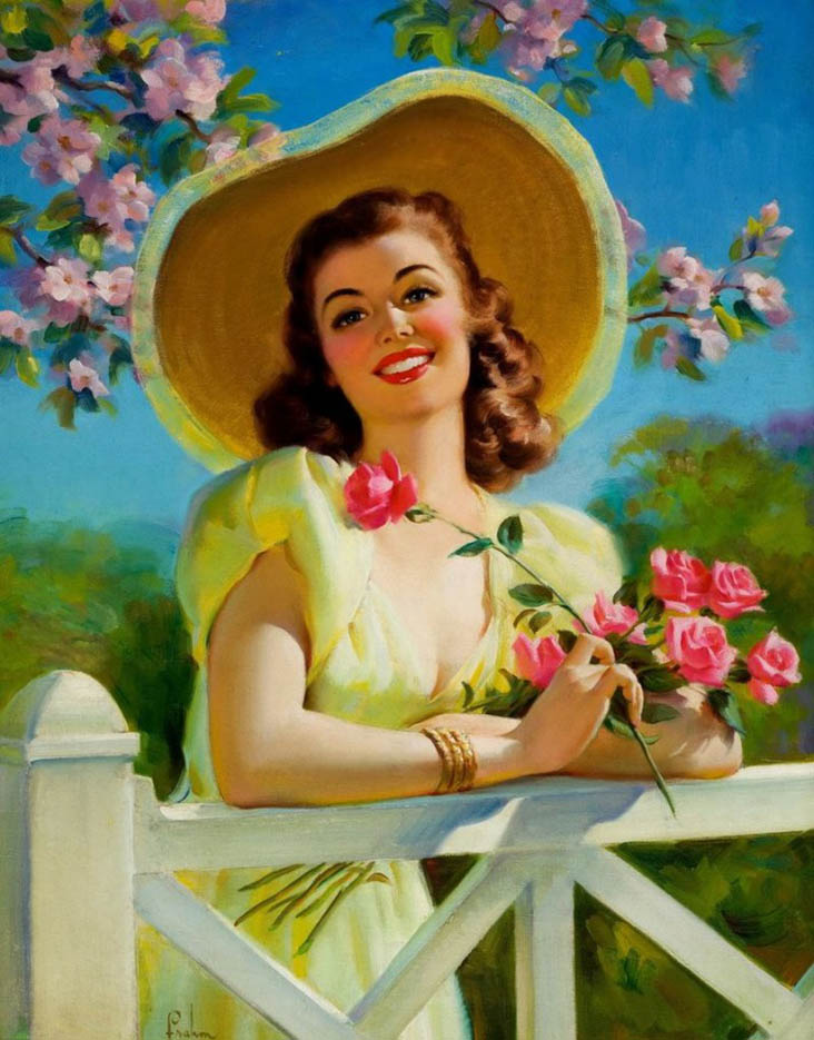 Арт Фрам (Art Frahm), Untitled - 20