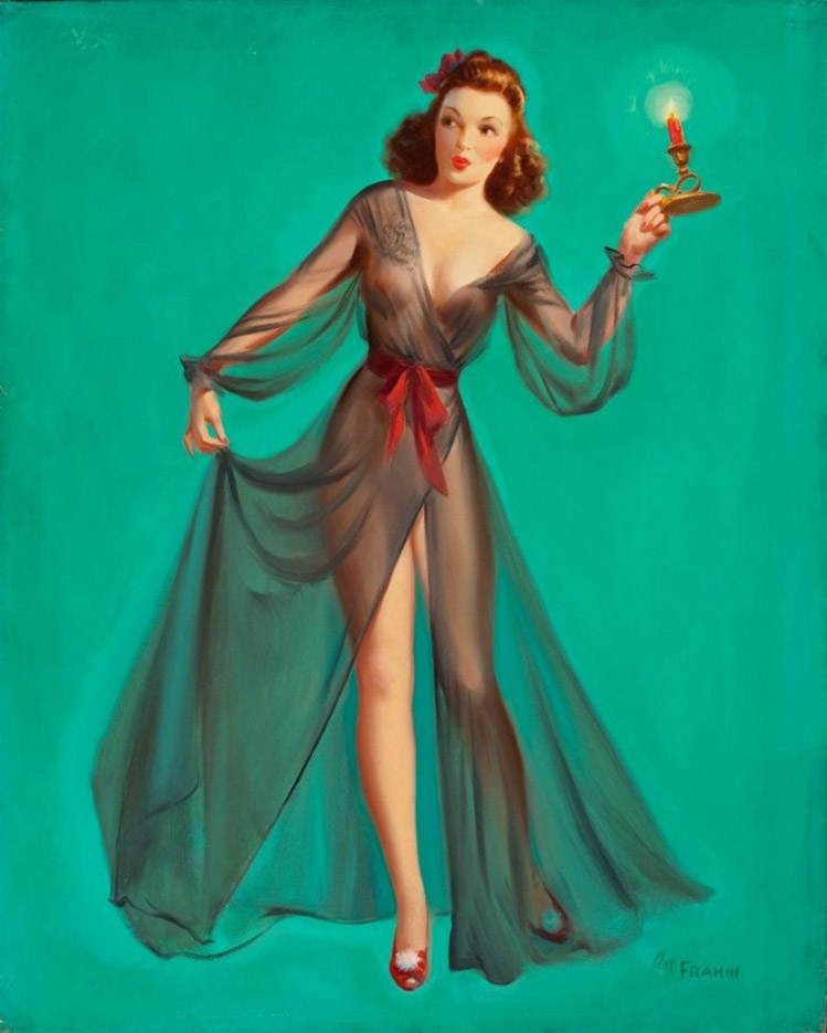 Арт Фрам (Art Frahm), Untitled - 23