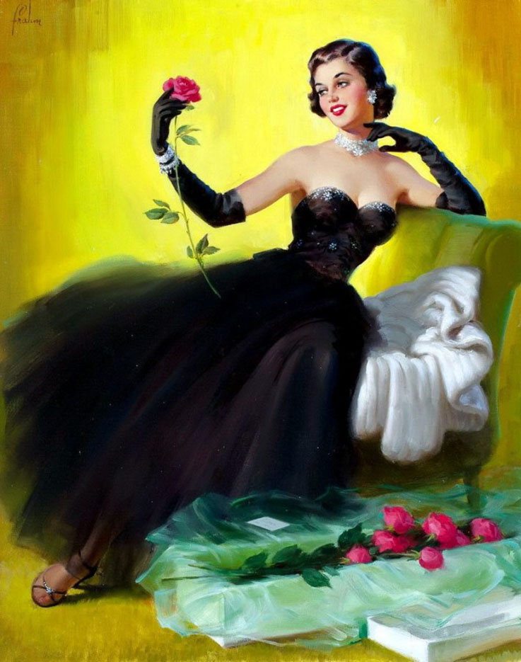 Арт Фрам (Art Frahm), Untitled - 24
