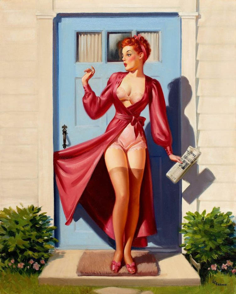 Арт Фрам (Art Frahm), Untitled - 36