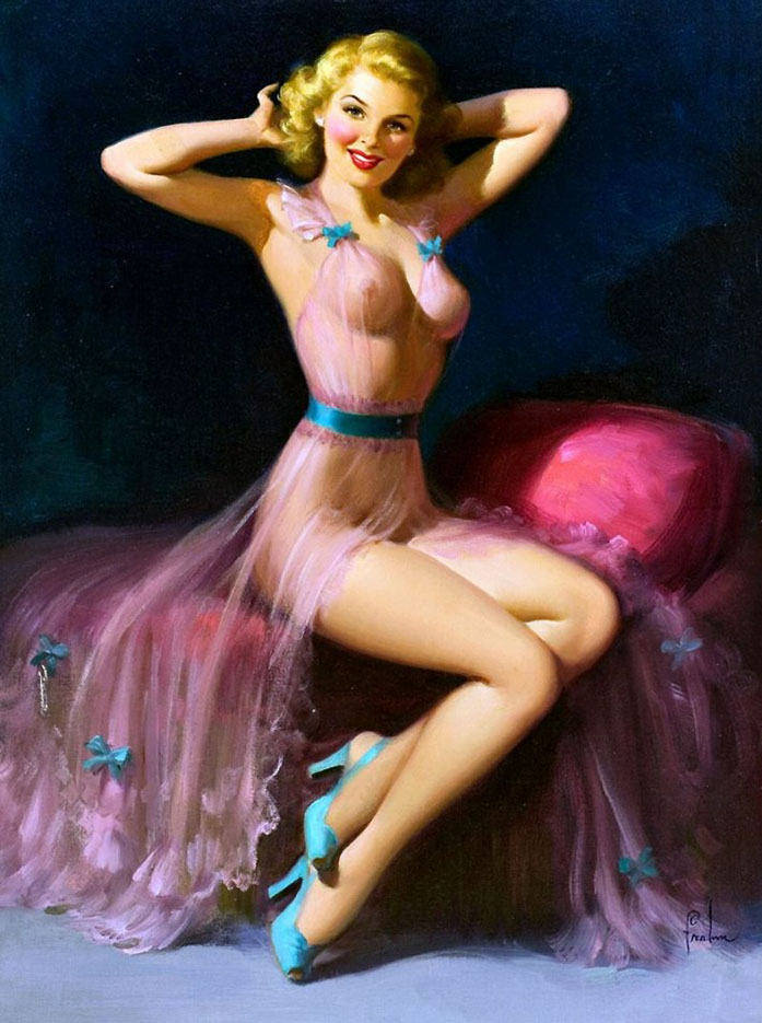 Арт Фрам (Art Frahm), Untitled - 40