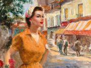 """Пал Фрид (Pal Fried), """"Аннабелла, молодая парижанка"""""""
