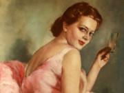 """Пал Фрид (Pal Fried), """"Балерина в розовом платье"""""""