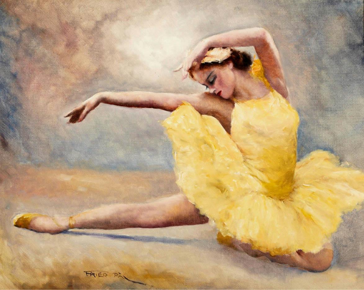"Пал Фрид (Pal Fried), ""Прима балерина"""