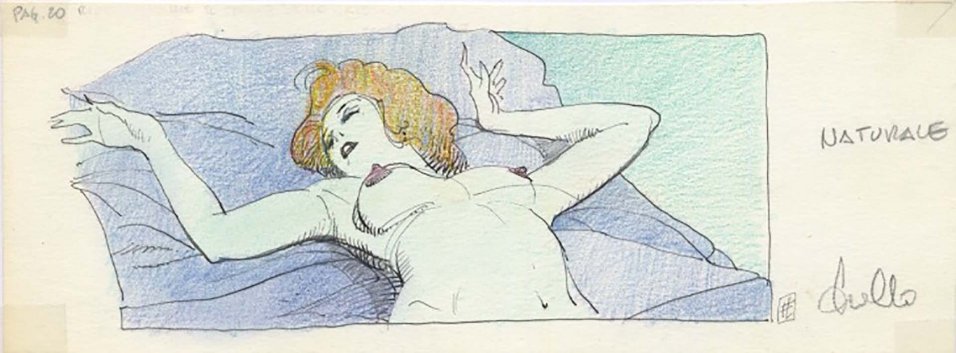 "Леон Фролло (Leone Frollo) ""Sexy Shortcut"""