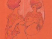 "Леон Фролло (Leone Frollo) ""Mirror Lady"""