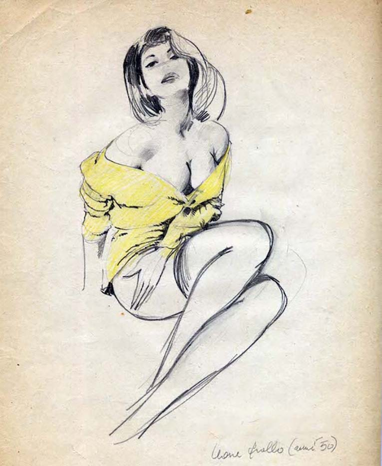 "Леон Фролло (Leone Frollo) ""Golden Vintage"""