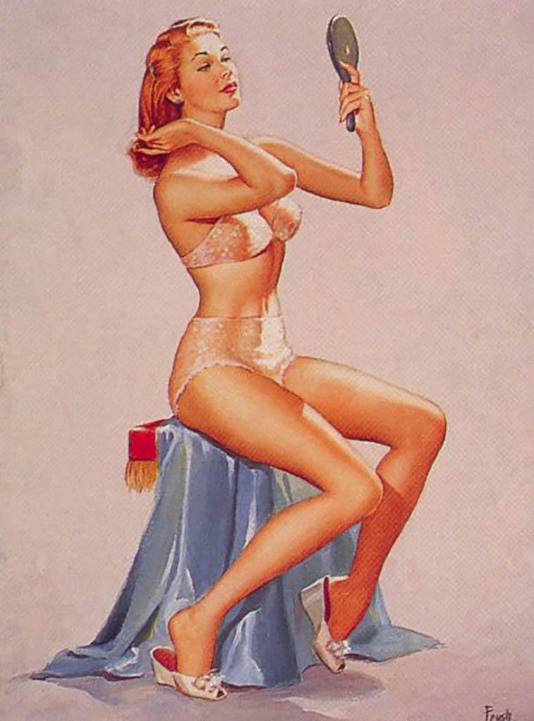 "Перл Фруш (Pearl Frush) ""Untitled - 23"""