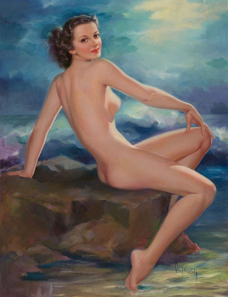 Hot Nude Pin Up Sex
