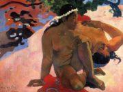 """Поль Гоген (Paul Gauguin) """"Are You Jealous?"""""""