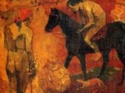 "Поль Гоген (Paul Gauguin) ""Tahitian pastoral"""