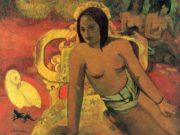 "Поль Гоген (Paul Gauguin) ""Vairumati"""