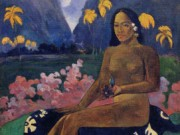 "Поль Гоген (Paul Gauguin) ""The Seed of the Areoi"""