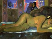 "Поль Гоген (Paul Gauguin) ""Nevermore"""