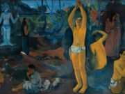 "Поль Гоген (Paul Gauguin) ""Where Do We Come From? What Are We? Where Are We Going?"""