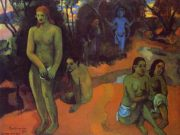 "Поль Гоген (Paul Gauguin) ""Delectable Waters"""