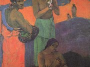 "Поль Гоген (Paul Gauguin) ""Maternity"""