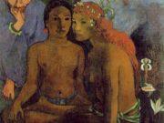"Поль Гоген (Paul Gauguin) ""Barbarous Tales"""