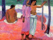 "Поль Гоген (Paul Gauguin) ""The Call"""