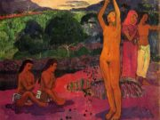 "Поль Гоген (Paul Gauguin) ""The Invocation"""