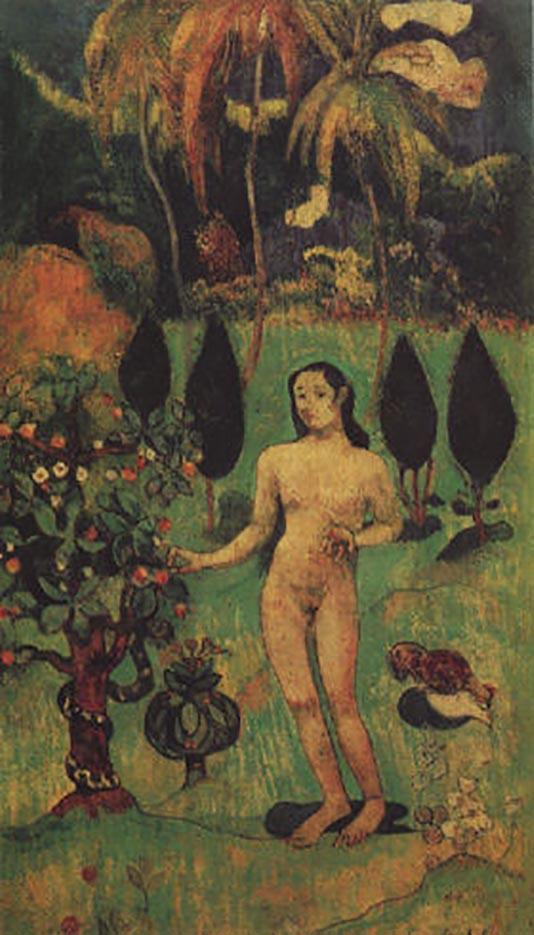 "Поль Гоген (Paul Gauguin) ""Exotic Eve"""