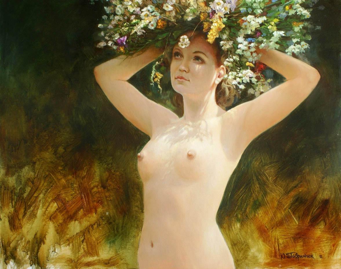 Юрий Гаврилёнок (Yuriy Gavrilenok), Полевые цветы