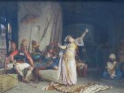 "Жан-Леон Жером (Jean-Leon Gerome) ""Dance of the Almeh"""