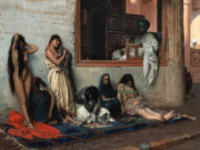 """Жан-Леон Жером (Jean-Leon Gerome) """"The Slave Market"""""""