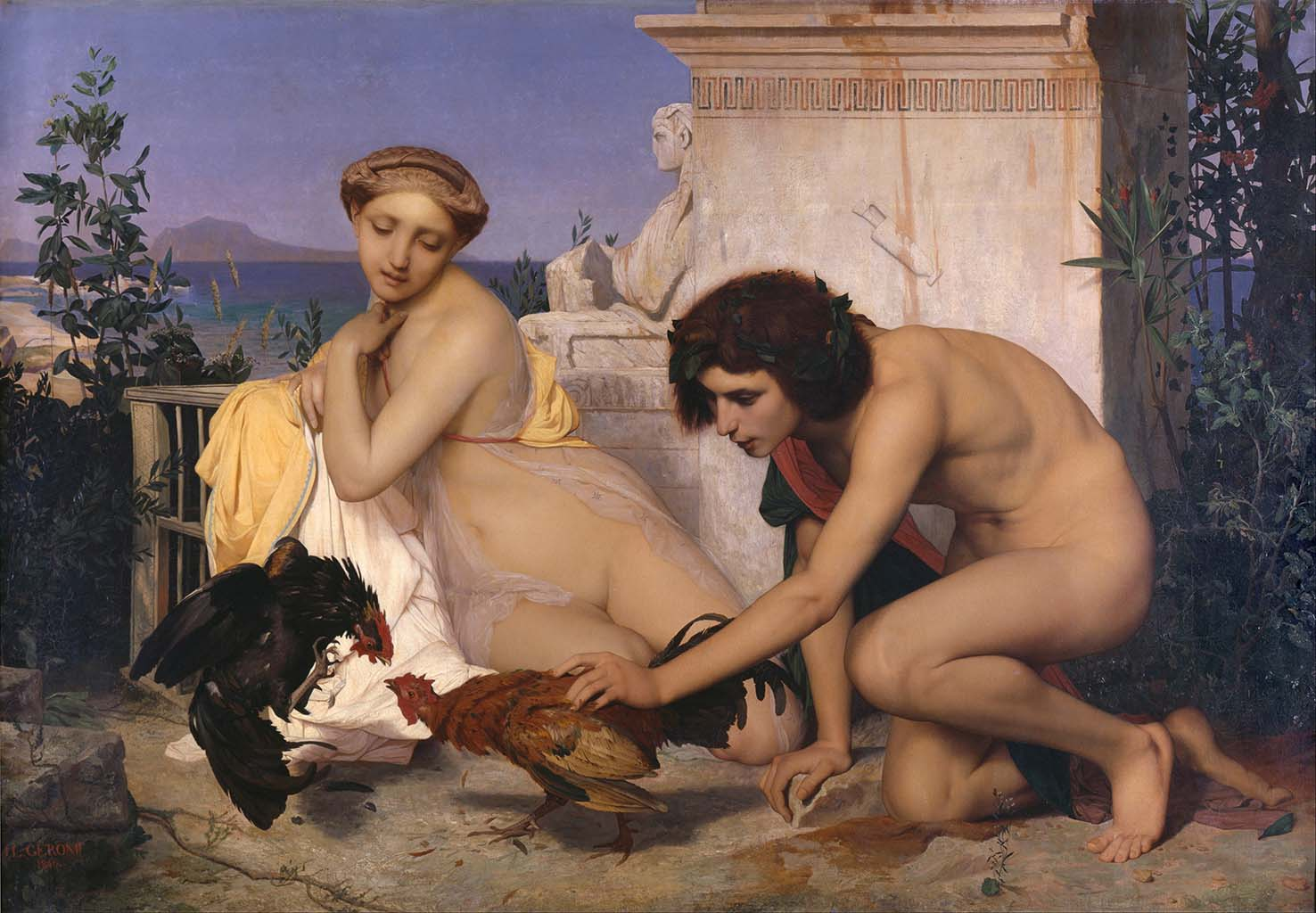 Nsfw A Brief History Of Nudes Google Arts Culture