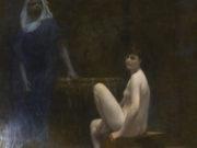 "Жан-Леон Жером (Jean-Leon Gerome) ""After the Bath - 2"""