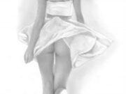 "Аслан (Ален Гурдон), (Aslan (Alain Gourdon) (Drawings) ""Jenny"""