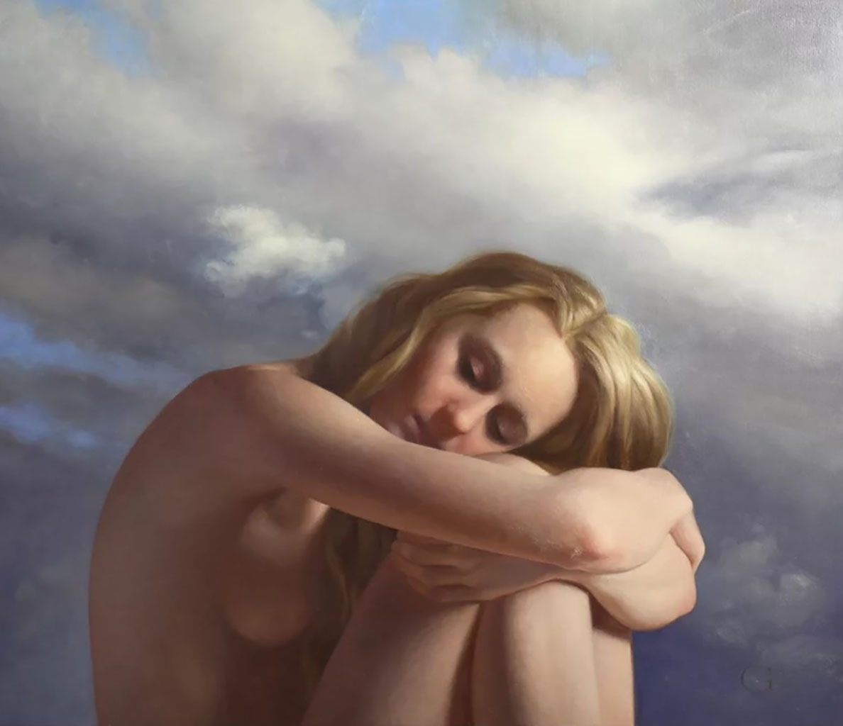 "Дэвид Грей (David Gray) ""At Home in the Clouds"""