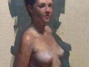 "Дэвид Грей (David Gray) ""Nude Study"""