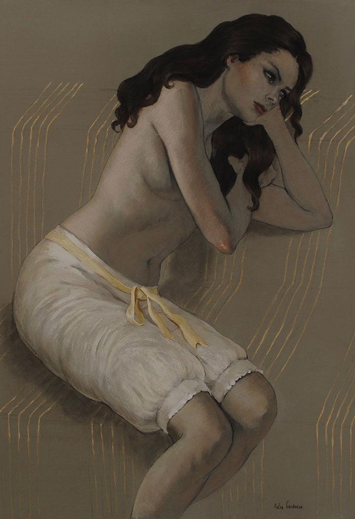 Катя Гриднева (Katya Gridneva), Картина 10