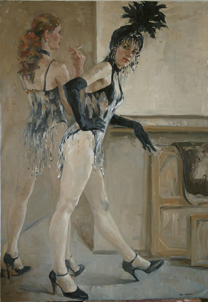 Катя Гриднева (Katya Gridneva), Картина - 13