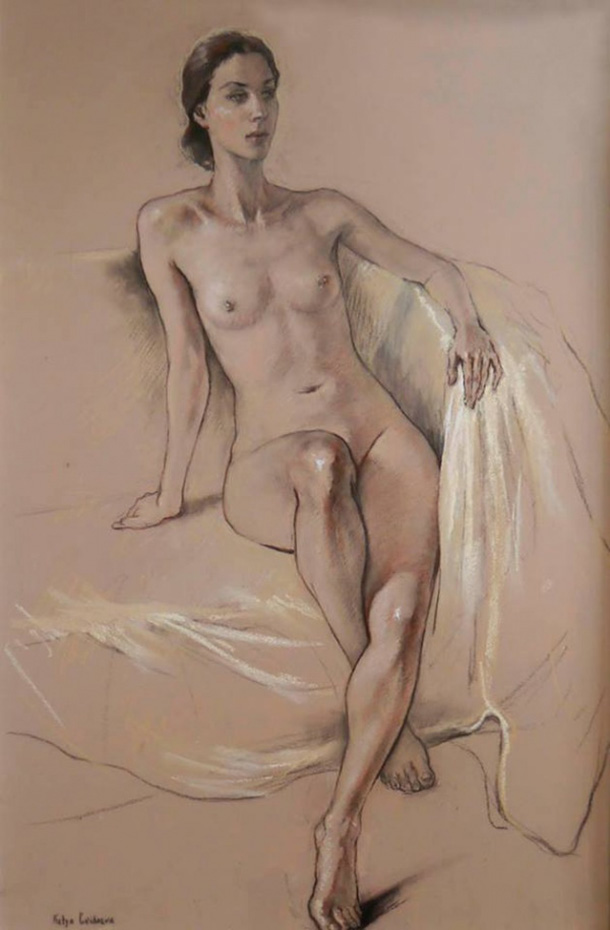 Катя Гриднева (Katya Gridneva), Картина - 14
