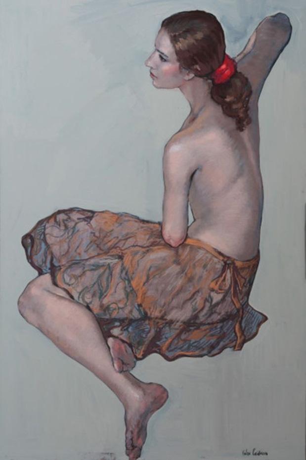 Катя Гриднева (Katya Gridneva), Картина - 16