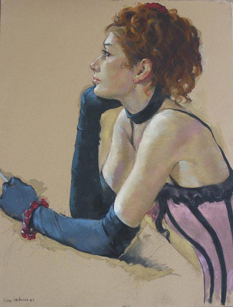 Катя Гриднева (Katya Gridneva), Картина - 18