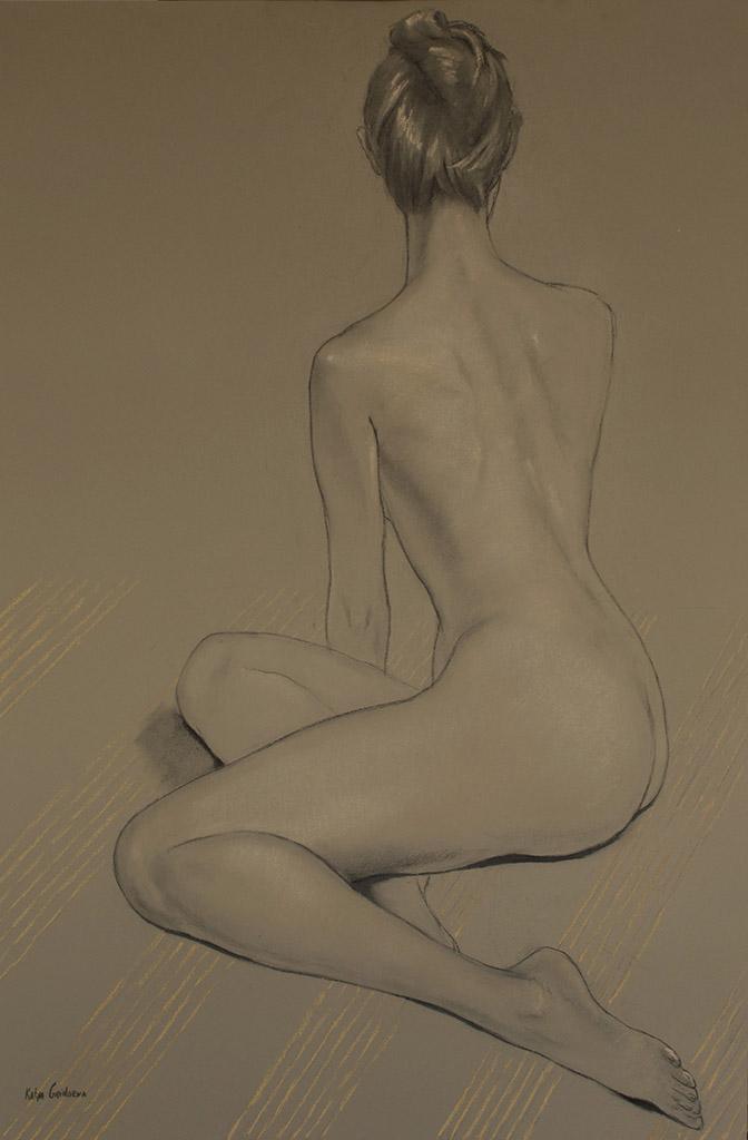 Катя Гриднева (Katya Gridneva), Nude
