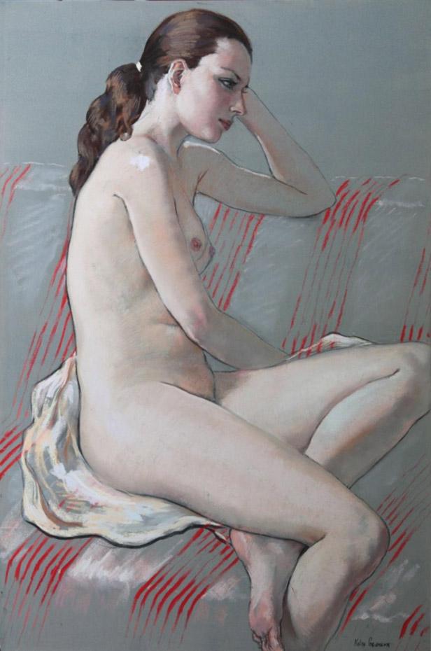 Катя Гриднева (Katya Gridneva), Картина - 20