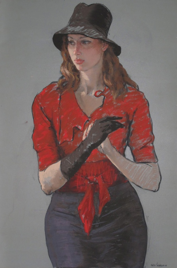 Катя Гриднева (Katya Gridneva), Картина - 21