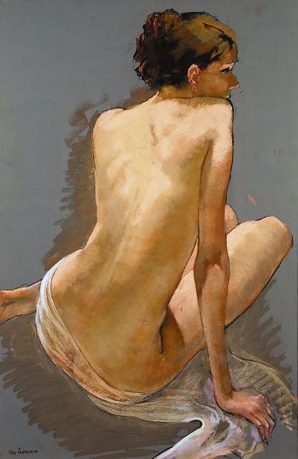 Катя Гриднева (Katya Gridneva), Картина - 23