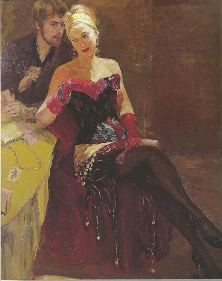 Катя Гриднева (Katya Gridneva), Картина - 25